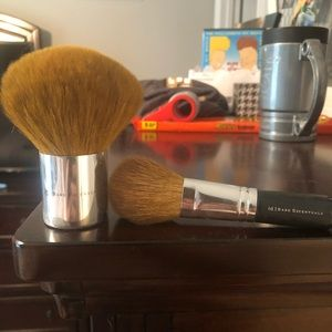 Bare minerals body and face brush's